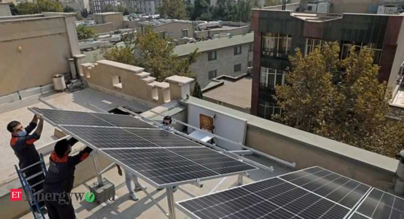 BSES discoms launch projects to promote rooftop solar plants in Safdarjung, Karkardooma - ET EnergyWorld
