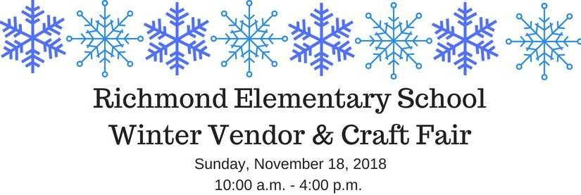 Winter Vendor & Craft Fair (with Food Trucks!)